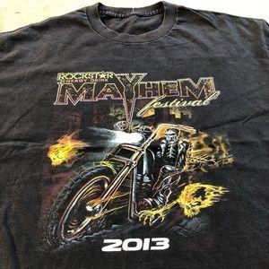 Other - 2013 Mayhem festival